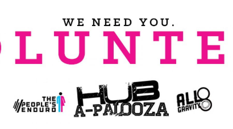 Can you volunteer for Hub-a-Palooza?  Yes?  Awesome!