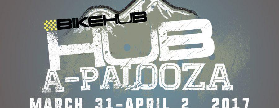 Hub-a-Palooza 2017 – Double Down Hoe Down 9 / The People's Enduro – Beacon Hill, Camp Sekani, Spokane WA