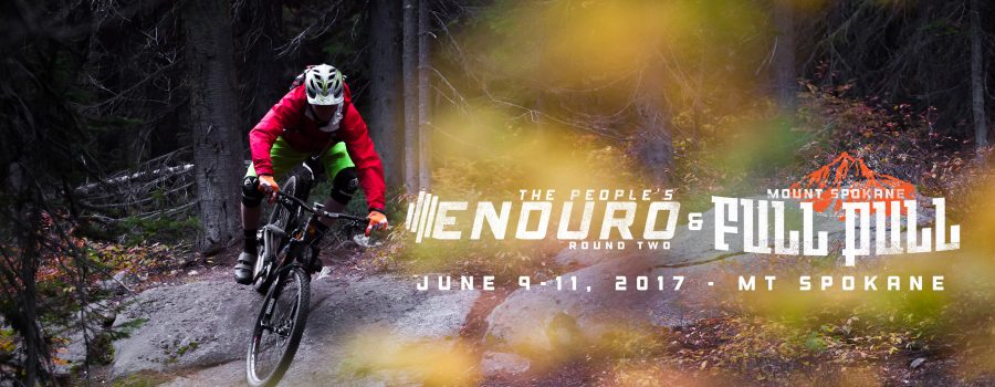 Less than 20 days until The People's Enduro Mt Spokane!