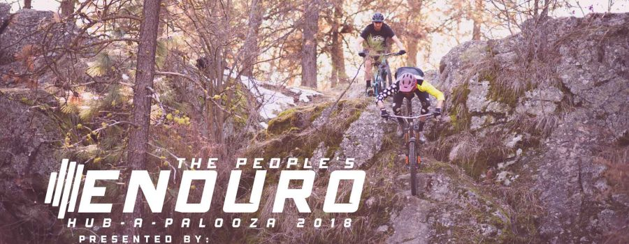 Velo NW – Hub-a-Palooza 2018 / The People's Enduro Stage Announcement