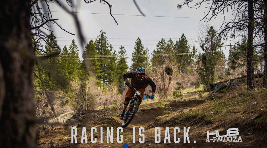 RACING IS BACK!
